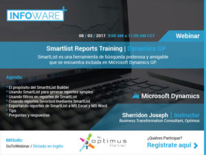 Smartlist Reports Training