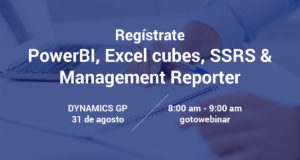 Management reporter Dynamics GP